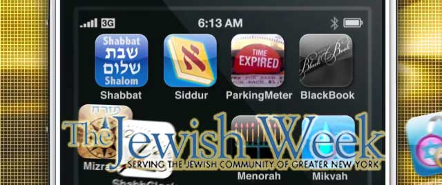 Jewish Apps by RustyBrick